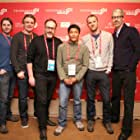 John Battsek, Mark Monroe, Nick Ryan, Darrell Kavanagh, David Torpey, and Pemba Gyalje Sherpa at an event for The Summit (2012)