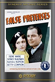 False Pretenses Poster