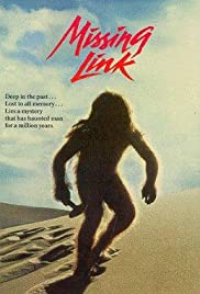 Missing Link(1988) Poster - Movie Forum, Cast, Reviews