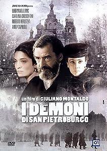 Watching old movie I demoni di San Pietroburgo Italy [4k]