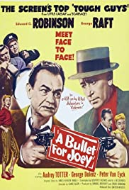 A Bullet for Joey (1955) starring Edward G. Robinson on DVD on DVD