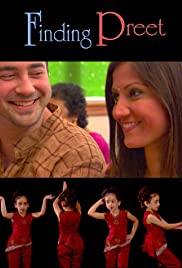 Finding Preet Poster