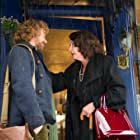 Clare Higgins and Simon Pegg in A Fantastic Fear of Everything (2012)
