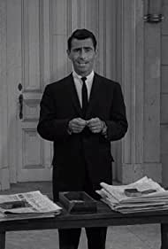 Rod Serling in The Twilight Zone (1959)
