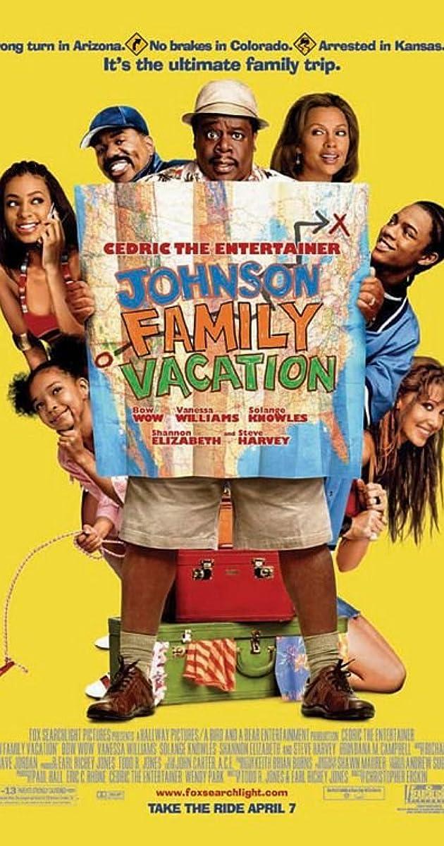 Johnson Family Vacation (2004) - IMDb