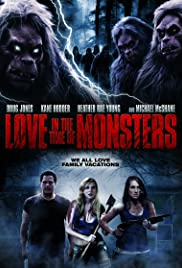 Love in the Time of Monsters (2014) Poster - Movie Forum, Cast, Reviews