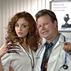 Barry Ratcliffe and Eliza Swenson in Candy Stripers (2006)