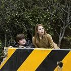 Emma Roberts and Josh Flitter in Nancy Drew (2007)