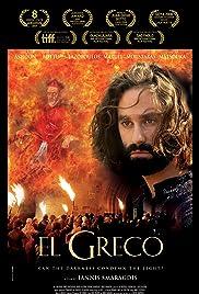 El Greco Poster