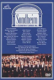 Sondheim: A Celebration at Carnegie Hall (1993)