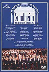 Primary photo for Sondheim: A Celebration at Carnegie Hall