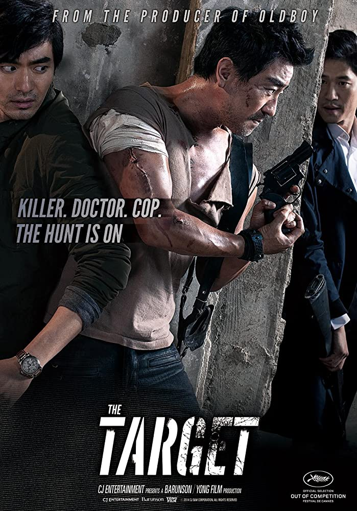 The Target 2014 ORG Dual Audio 720p BluRay [Hindi + Korean] 900MB
