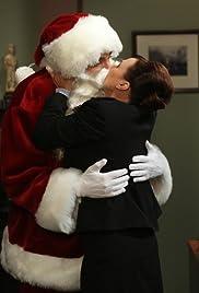 Chuck Versus the Santa Suit Poster