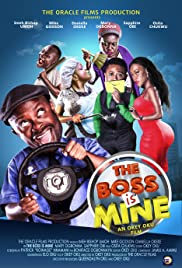 The Boss Is Mine Poster