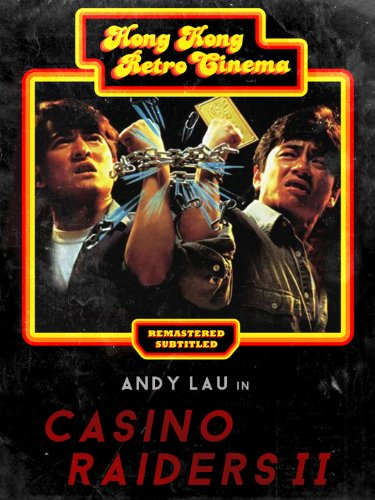 Casino Raiders II (1991) poster on 123movies