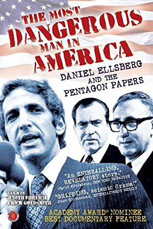 Where to stream The Most Dangerous Man in America: Daniel Ellsberg and the Pentagon Papers