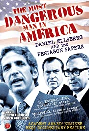 The Most Dangerous Man in America: Daniel Ellsberg and the Pentagon Papers Poster
