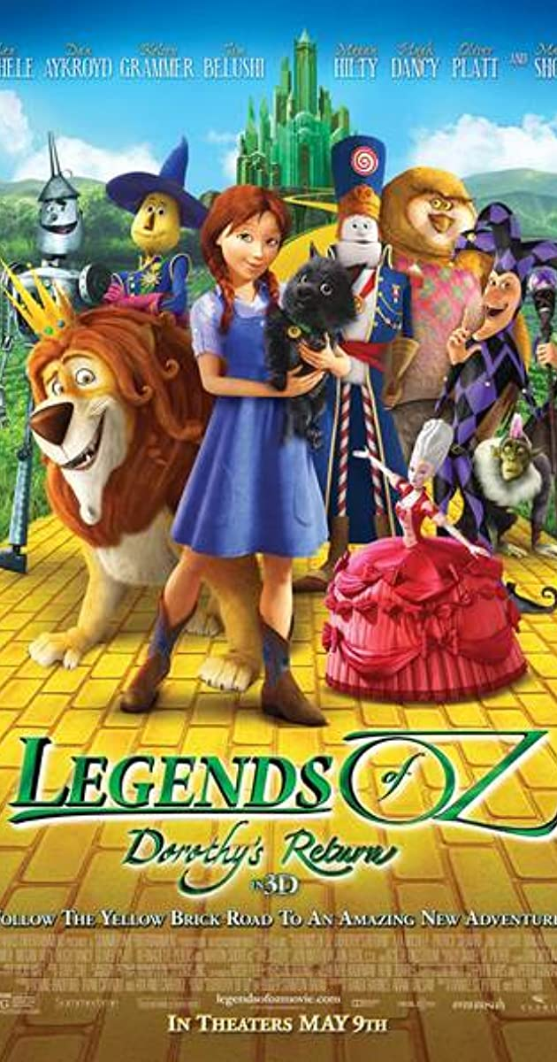 Legends of Oz: Dorothy's Return (2013) - Soundtracks - IMDb