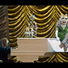 Bill Barretta, Rowlf, Eric Jacobson, and Miss Piggy in Muppets Most Wanted (2014)
