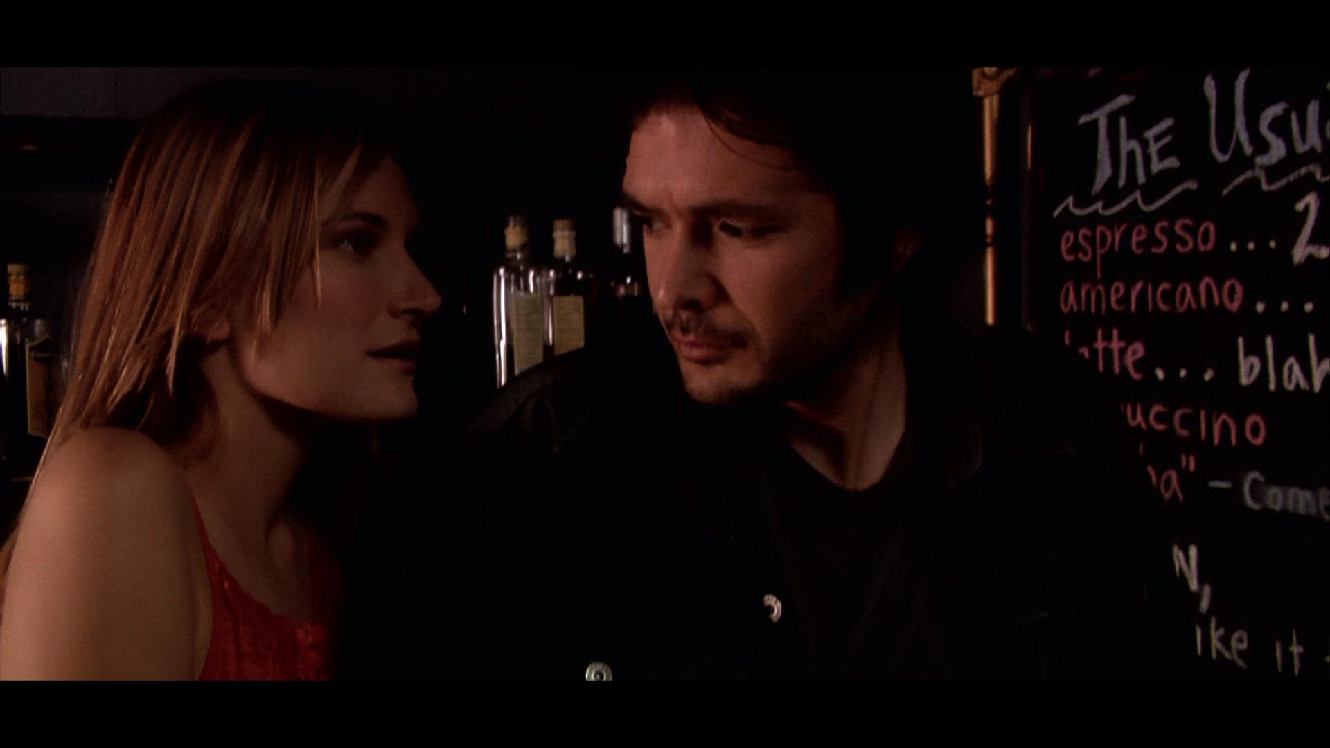 Kym Jackson and Mark E. Fletcher in The Best Sex (2009)