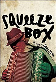 Squeezebox Poster