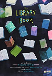 The Library Book Poster
