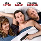 Jon Cryer, Will Sasso, and Stephanie Szostak in Hit by Lightning (2014)