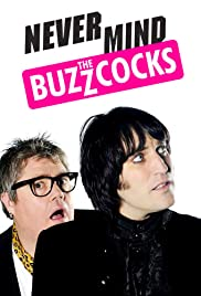 Never Mind the Buzzcocks Poster