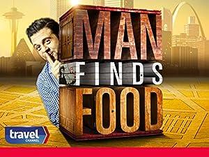 Man Finds Food