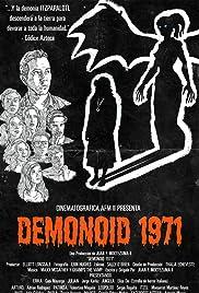 Demonoid 1971 Poster