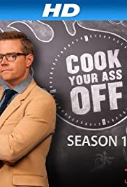 Cook Your Ass Off Poster