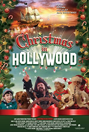 Where to stream Christmas in Hollywood