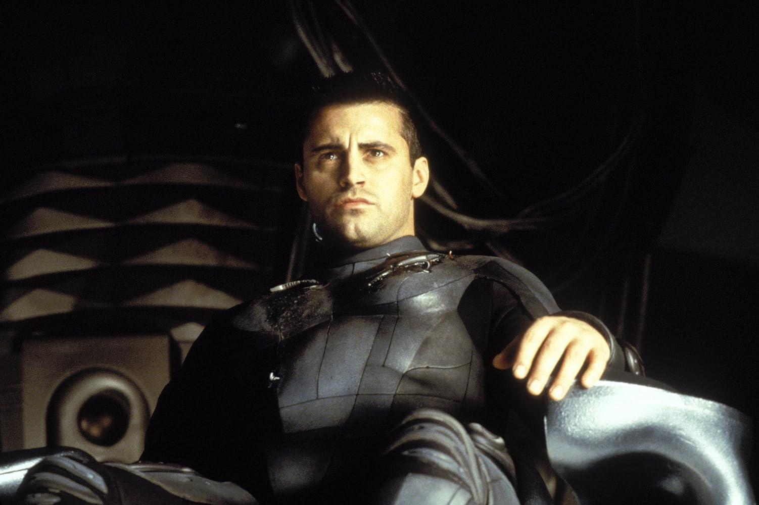 Matt LeBlanc in Lost in Space (1998)