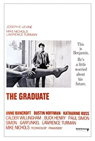 Dustin Hoffman and Anne Bancroft in The Graduate (1967)