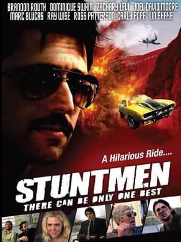 Poster of Stuntmen 2009 Full Hindi Dual Audio Movie Download HDRip 720p