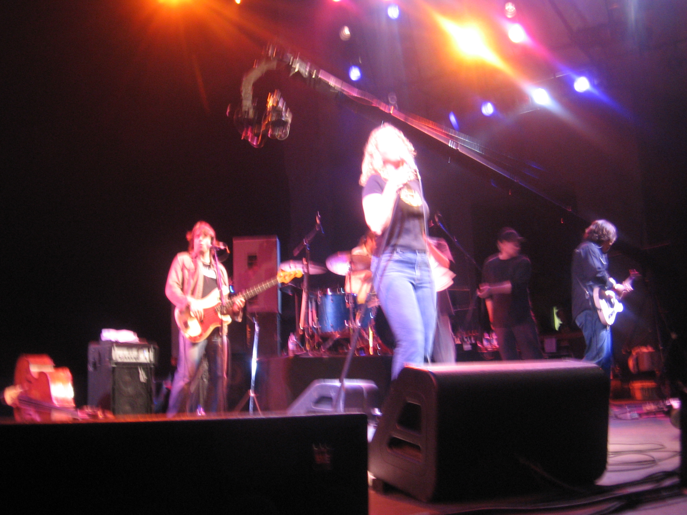 jimmy jib at concert