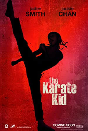 The Karate Kid film Poster