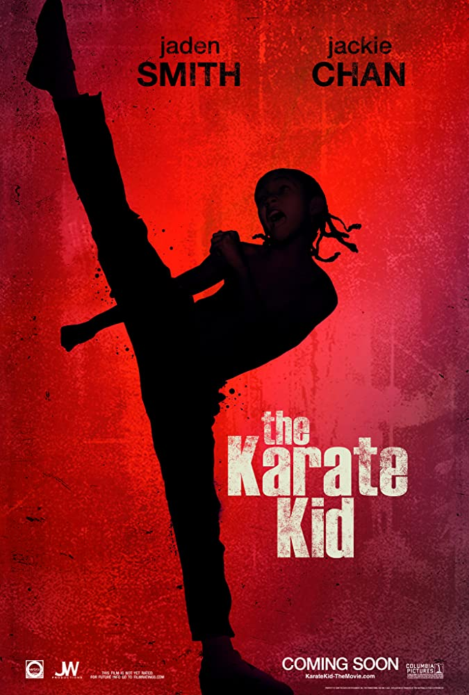 Jaden Smith in The Karate Kid (2010)