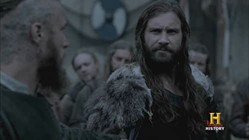 Ragnar and Bjorn Sacrifice