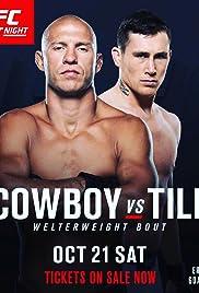 UFC Fight Night: Cerrone vs. Till Poster
