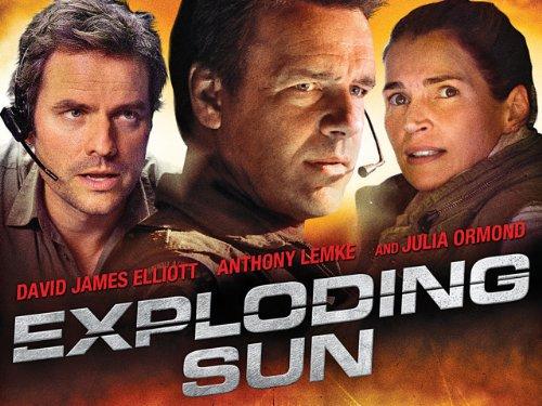 Julia Ormond, David James Elliott, and Anthony Lemke in Exploding Sun (2013)