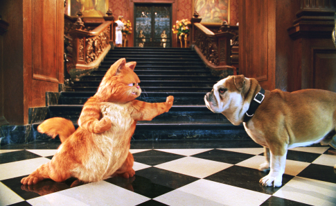 Garfield: A Tale of Two Kitties (2006)
