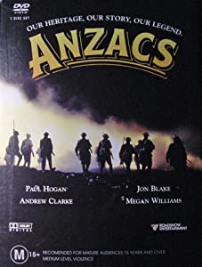 ipod ready downloads movies The Making of ANZACS by none [mkv]