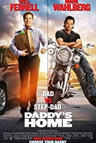 Mark Wahlberg and Will Ferrell in Daddy's Home (2015)