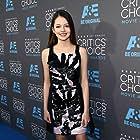 Mackenzie Foy at an event for 20th Annual Critics' Choice Movie Awards (2015)