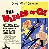 Judy Garland, Billie Burke, Ray Bolger, Margaret Hamilton, Jack Haley, Bert Lahr, etc.