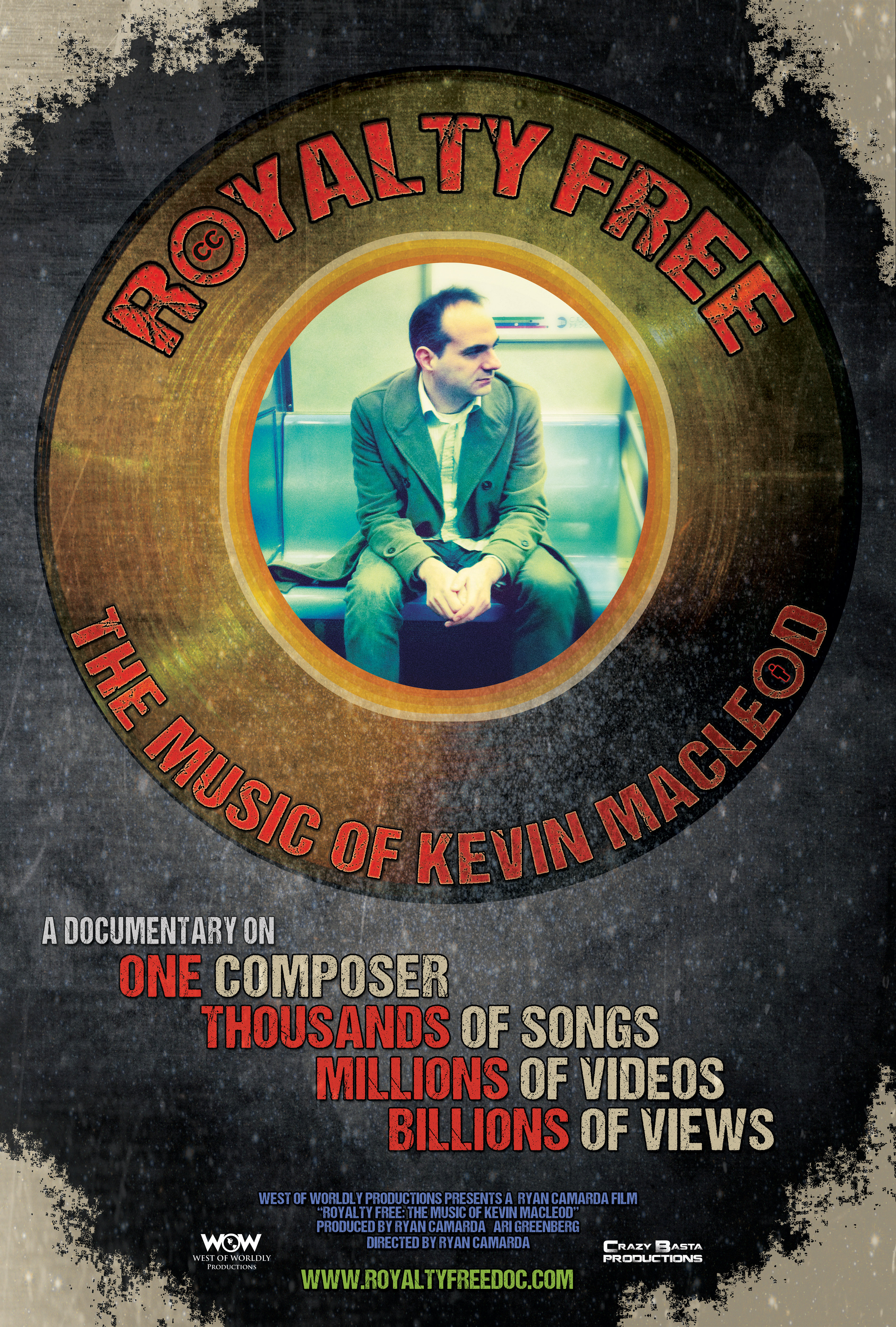 Royalty Free: The Music of Kevin MacLeod - IMDb