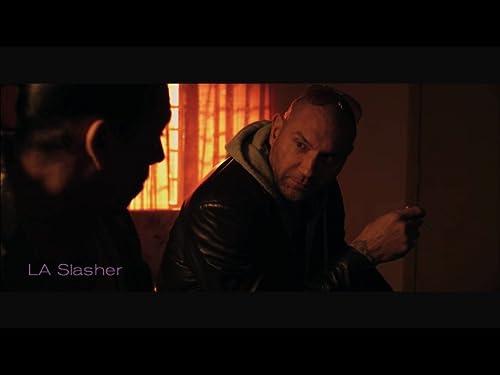 L.A. Slasher Clip: Dave Bautista & Danny Trejo Joke Scene