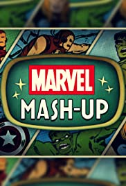 Marvel Mash-Up Poster