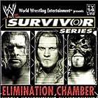 Shawn Michaels, Booker Huffman, Chris Jericho, Glenn Jacobs, Paul Levesque, and Rob Van Dam in Survivor Series (2002)